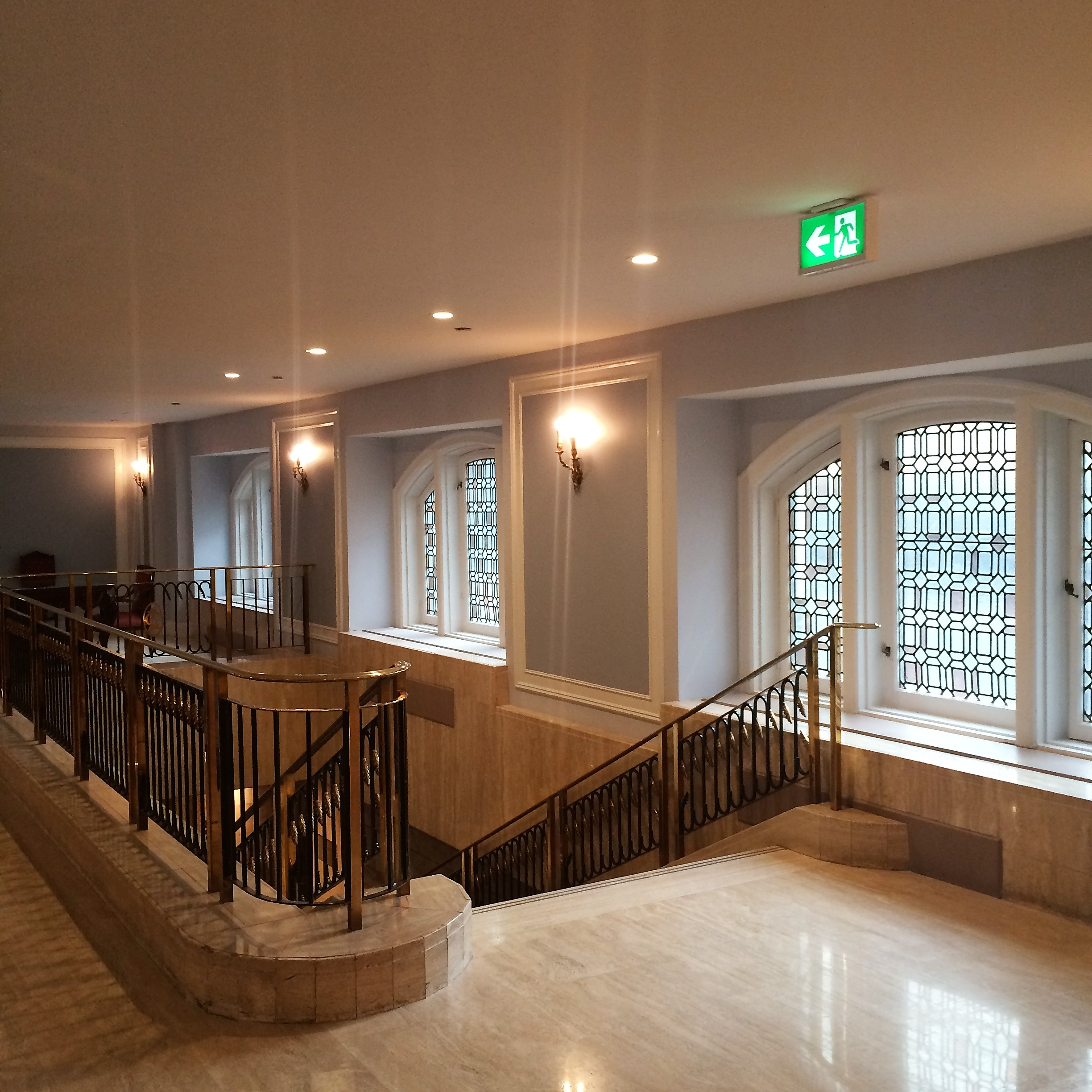 Chateau Laurier Corridor Renovation